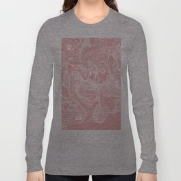 For Funsies in pink Long Sleeve T-shirt