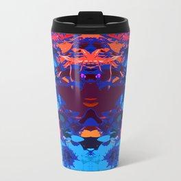 Calibrachoa Metal Travel Mug