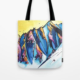 The Chugach Tote Bag