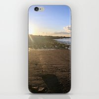 cape cod iPhone & iPod Skins featuring Cape Cod  by Plush Deesigns