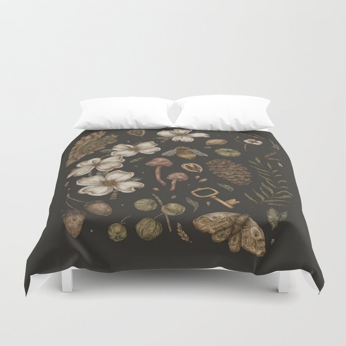 Nature Walks Duvet Cover