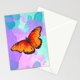 Sunset Fireflies Stationery Cards