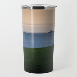 Swansea Bay and Mumbles Travel Mug
