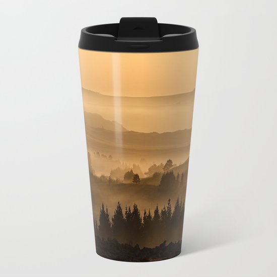 Land ESCAPE Metal Travel Mug
