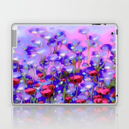 Spring Blush too, Mauve Moods Laptop & iPad Skin