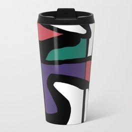 Abstract Painting Design - 5 Travel Mug
