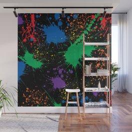 Splash The Rainbow Wall Mural