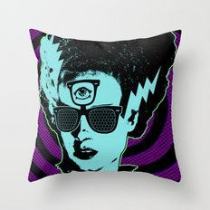 The Bride of Radenstein Throw Pillow