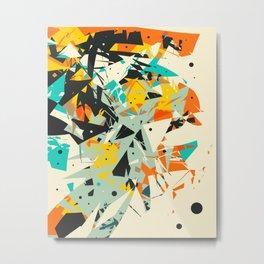 CRASH 6 Metal Print