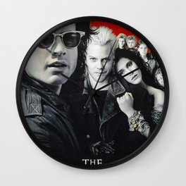 The Lost Boys Movie Poster Print Art Wall Clock