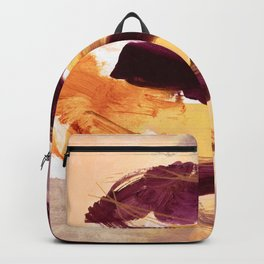 abstract painting XI Backpack