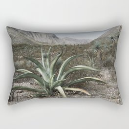 Mexico Century Rectangular Pillow