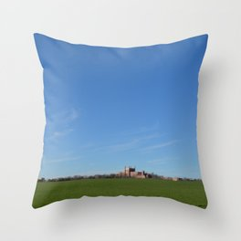 St. Greg's Throw Pillow