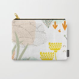 Meadow muse - warm Carry-All Pouch