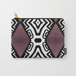 Purple Shimmer Carry-All Pouch