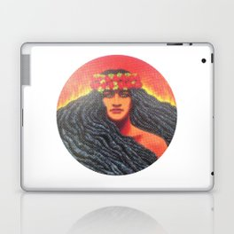 Goddess Pele of Hawaii Laptop & iPad Skin