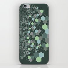 Hexagonal / cool iPhone & iPod Skin