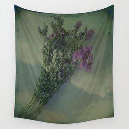 Lilacs Wall Tapestry