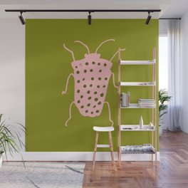arthropod green I Wall Mural