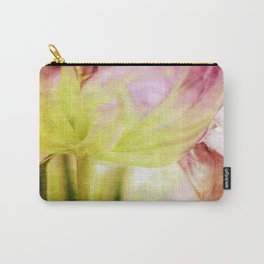 Soul Food -- Tulips at Large Carry-All Pouch