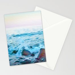 Hope on the Rocks Stationery Cards