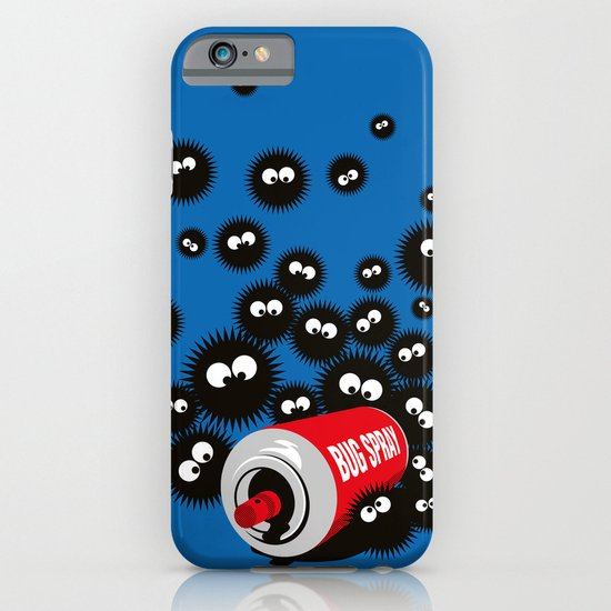 Pest Control iPhone & iPod Case