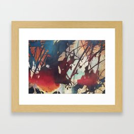 Jangle Framed Art Print