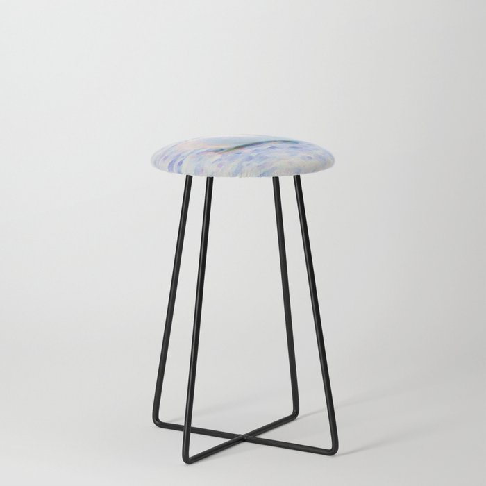 A Hopeful New Day Counter Stool