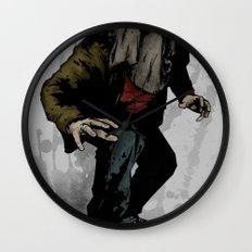 Vigilante #6 Wall Clock
