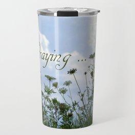 Flower Ridge Travel Mug