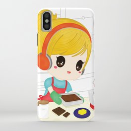 Let's Bake iPhone Case