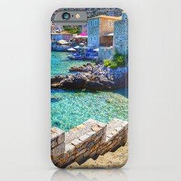 Limenion Mani GREECE II iPhone Case