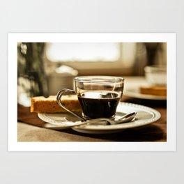 Espresso 2 Art Print