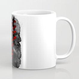 MetallWall&butterfly Coffee Mug