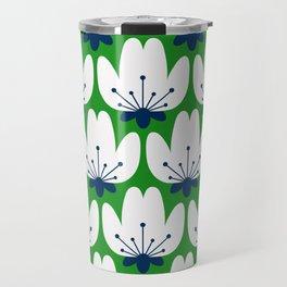 FLORAL_BLOSSOM_003 Travel Mug