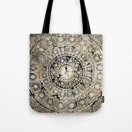 BLACK & GOLD MANDALA ARMARRI OKRE Tote Bag