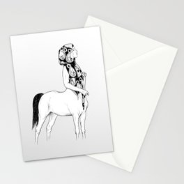 horses for courses I Stationery Cards