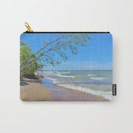 Serene Beach Carry-All Pouch