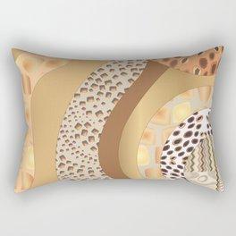 ABSTRACT ANIMAL PRINTED#1 Rectangular Pillow