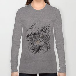 Could It Be The Wind? Long Sleeve T-shirt