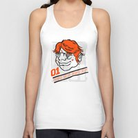 team fortress Tank Tops featuring Team by deandre's workshop
