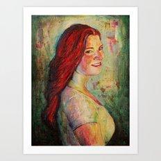 Mary #2 Art Print