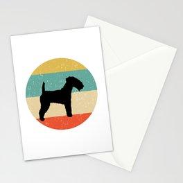 Lakeland Terrier Dog Gift design Stationery Cards