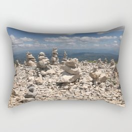 Stacked stones Rectangular Pillow