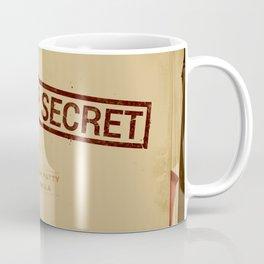 The Top Secret Formula Coffee Mug