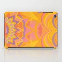 chakra iPad Cases featuring Swadhisthana Chakra by anabra