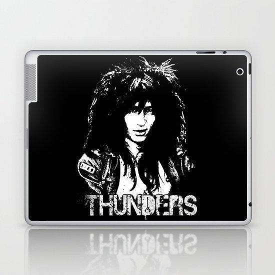 Johnny Thunders Laptop & iPad Skin