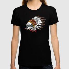 Geronimo's Head T-shirt