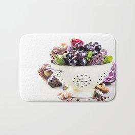 healthy food Bath Mat
