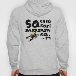 Let it Die - Sa-ri Scorpion (Block Style) Hoody